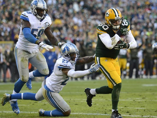 GPG ES Packers vs Lions 11.15.15