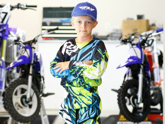 Brayton Wills will compete in the 51cc shaft drive limited event, with motos scheduled for August 2-4.