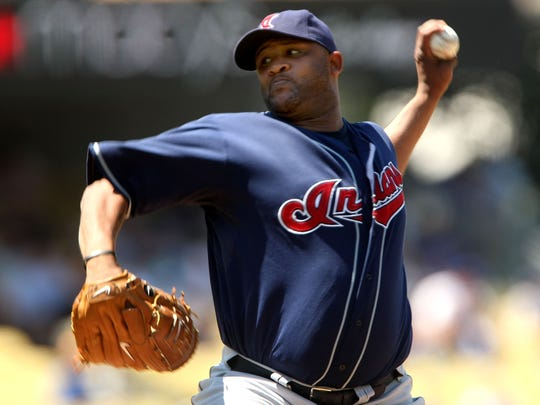 In eight years with the Indians, CC Sabathia registered 106 victories. He carried a 3.83 ERA and struck out 1,265 batters in 1,528.2 innings, led Cleveland to the postseason and won the 2007 Cy Young Award with the Tribe.