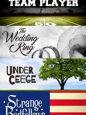 """""""Team Player"""", """"The Wedding Ring"""", """"Under Ceege"""" and """"Strange Bedfellows"""" are four plays being read at this weekend's Southern Writers' Project at the Alabama Shakespeare Festival in Montgomery."""