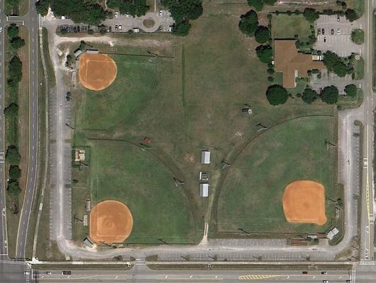 Indian River County owned 11.57 acres made up of three ballfields and an all-purpose field at 16th Street and 20th Avenue, across from Vero Beach High School. Neither the School District nor Vero Beach want to buy the fields, which could be rezoned for multi-family uses. The county eventually sold the land to the Jimmy Graves Foundation, which is working on a sports-education complex, including a track open to the public.