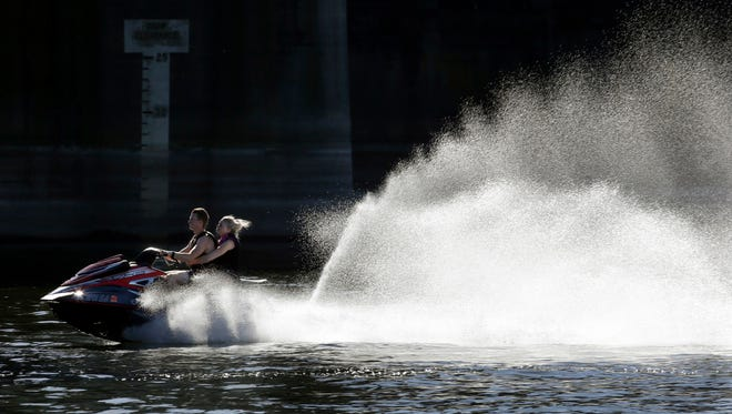 Jet-skis will become limited in the Willamette River in downtown Portland following a decision by the Oregon State Marine Board.