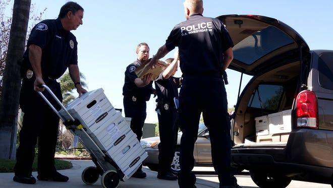 Investigators seized records from Anterra in 2014.