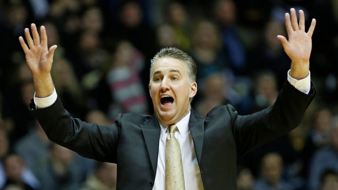 Purdue coach Matt Painter's team could be playing in the inaugural Gavitt Tipoff Games featuring the Big Ten and Big East conferences.