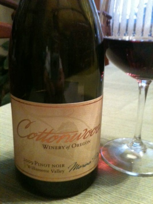 Cottonwood Winery of Oregon