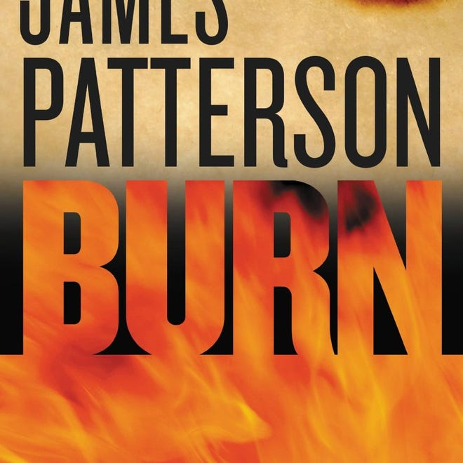 """""""Burn"""" by James Patterson"""