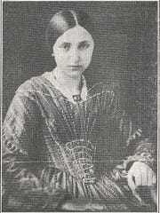 Mary Shaw Leader was a reporter for the Hanover Spectator