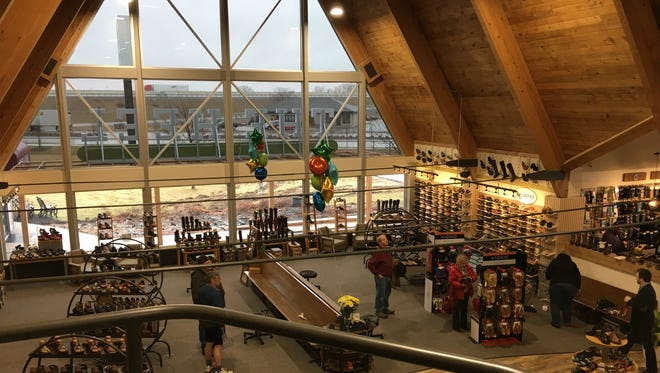 The Heel, a longtime shoe repair and retail store in the Green Bay area, has opened in the former Pedal and Paddle building on Waube Lane in Ashwaubenon.