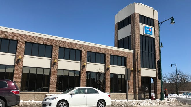 The BMO Harris Bank at 70th Street and Greenfield Avenue was robbed about 1:30 p.m. April 18. But West Allis police have a suspect.
