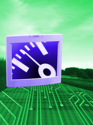 Kim Komando gives you tips to ensure your internet speed is going at the rate advertised.