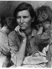 A documentary about photographer Dorothea Lange — best