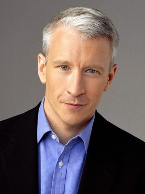 Anderson Cooper is set to appear in Des Moines on Jan. 14.