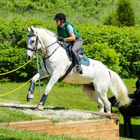 Plymouth horse farm hosts national horse trial