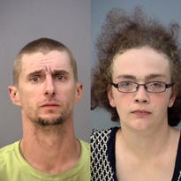 Indy couple charged in death of malnourished 2-month-old daughter