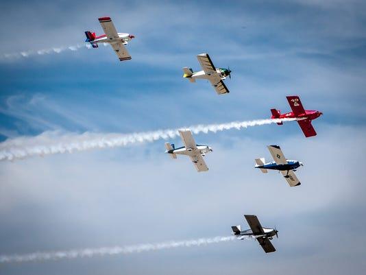 Flagstaff air show