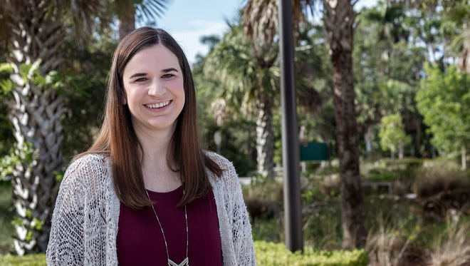 Kelly McNab is an environmental planning specialist with the Conservancy of Southwest Florida.