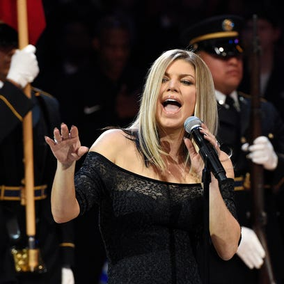 Here's 5 performances of 'The Star-Spangled Banner' worse than Fergie's national anthem