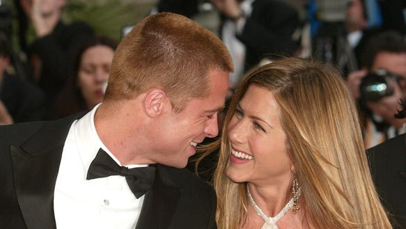 Once considered Hollywood's golden couple, Jennifer