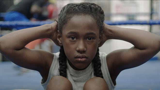 """Royalty Hightower as Toni in """"The Fits."""""""