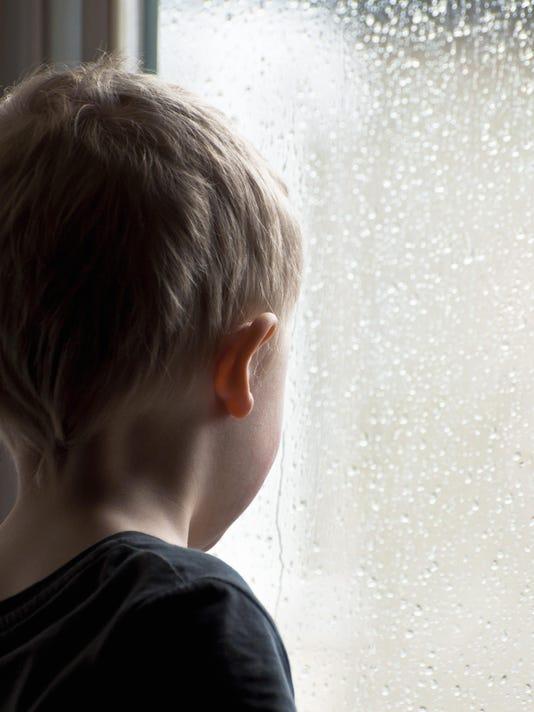 Child waiting