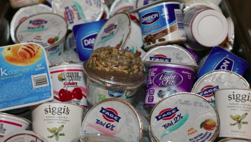 Yogurt is now the official New York State snack.