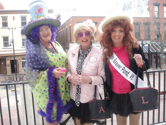 The House of LeMay drag troupe brings the performance