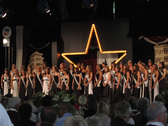 The 33 500 Festival Princesses will be in attendance