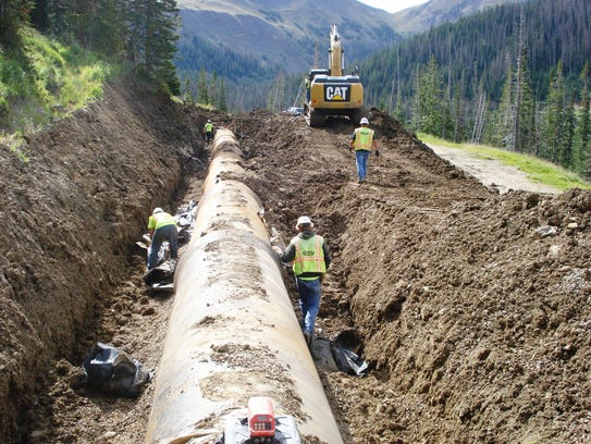 Fort Collins to spend $7M fixing water pipeline