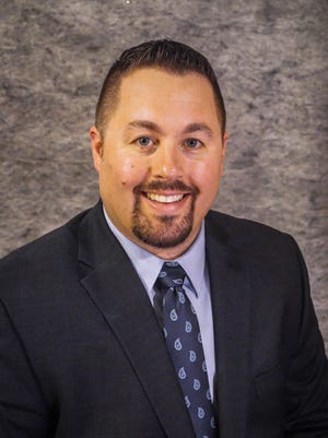 Sauk Rapids city councilman Jason Ellering.