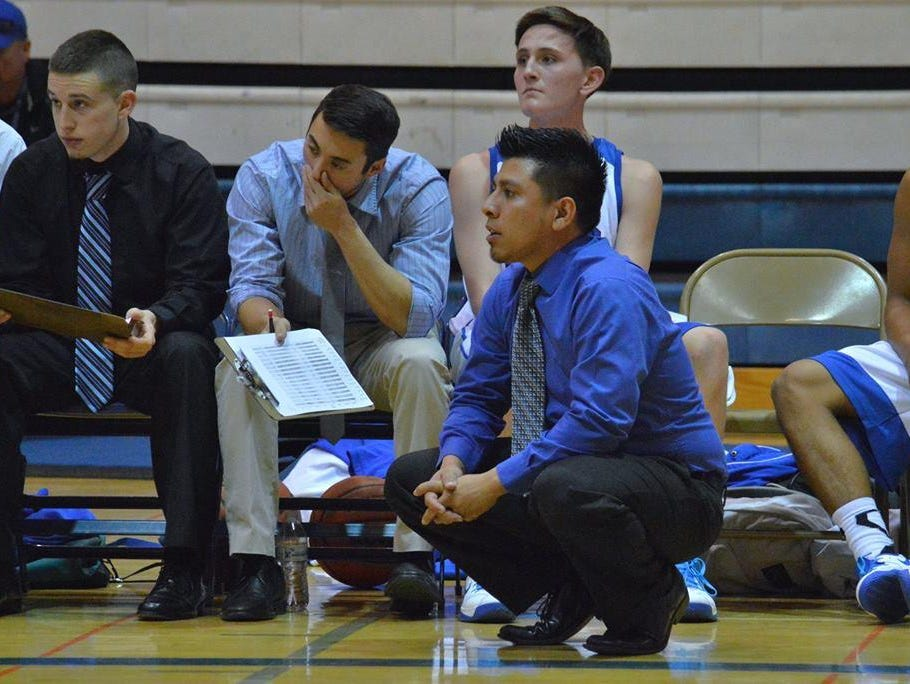 Tucson Pusch Ridge head boys basketball coach David Thomas stopped breathing in bed on June 6.