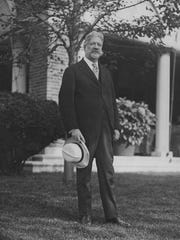 American banker and philanthropist George Foster Peabody