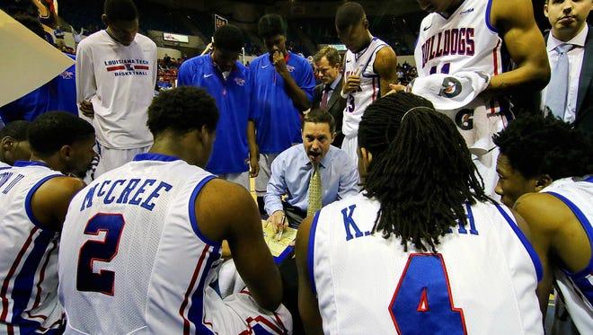 Louisiana Tech coach Michael White said Monday that C-USA is a two-bid league.