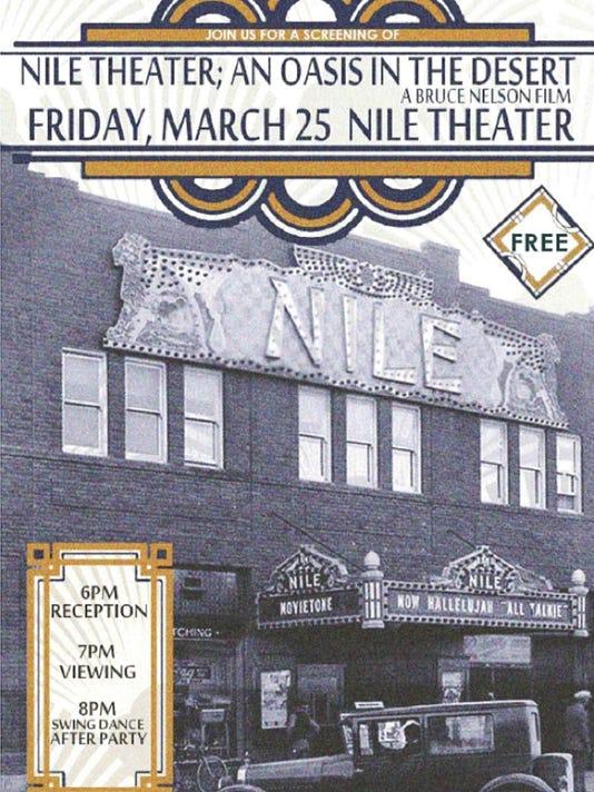 Nile Documentary Poster