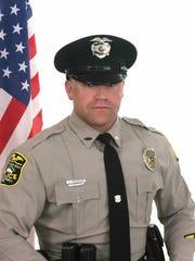 Northern York County Regional Police Officer Emenheiser.