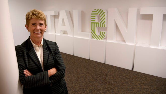 Tara Barney, Southwest Indiana Chamber of Commerce CEO, Innovation Pointe