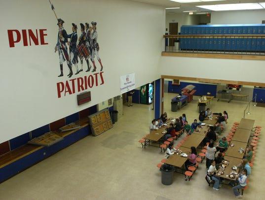 Pine Middle School
