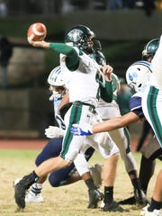 Redwood hosts El Diamante in a West Yosemite League