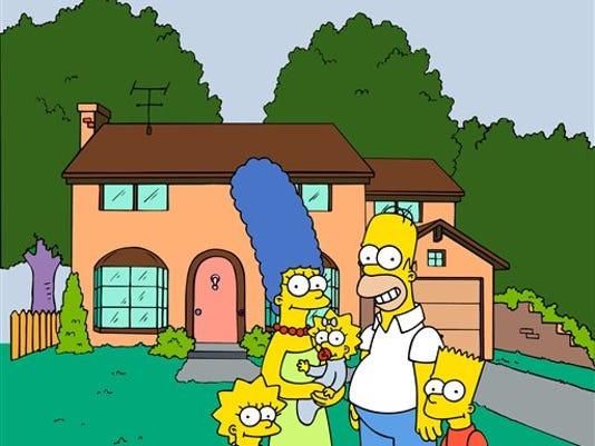 Simpsons Go To College