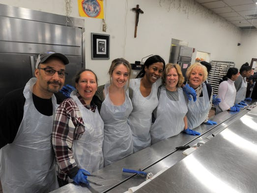 Capuchins Give Back On Thanksgiving And Every Day