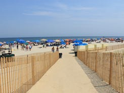 Bethany Beach's clean sands and family atmosphere makes for a postcard perfect summer.