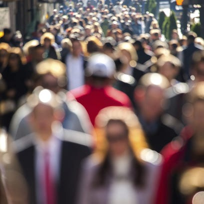 Rockland County had the state's highest population