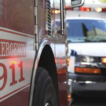 Several vehicles were involved in a crash that closed