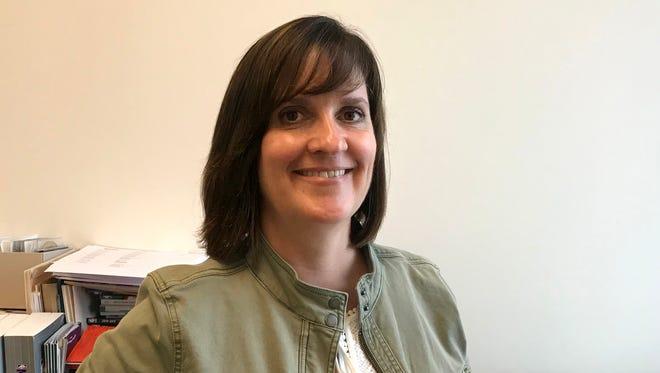 Kelly Kauffman, Milwaukee Bucks senior vice president of human resources