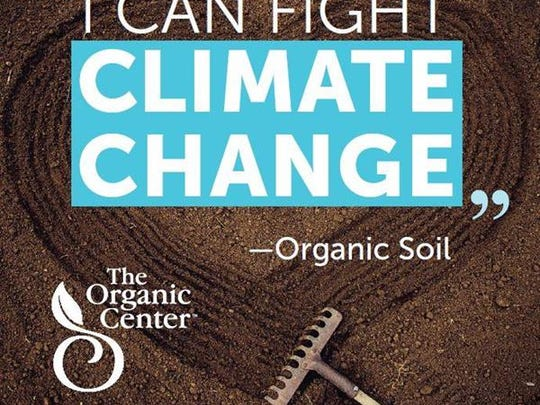 A new groundbreaking study proves soils on organic farms store away appreciably larger amounts of carbons than typical agricultural soils.