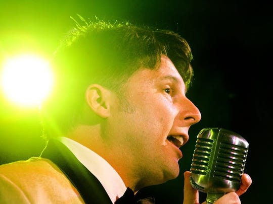 Mike Wiltrout will perform with the Leisure Kings Dec.