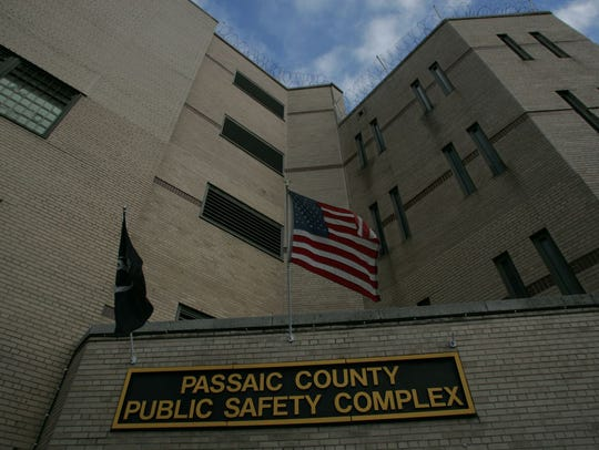 The Passaic County Jail was built in 1954.