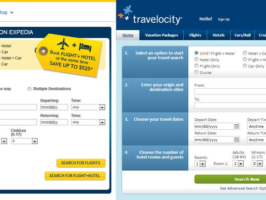 Travelocity Flights Airline Tickets