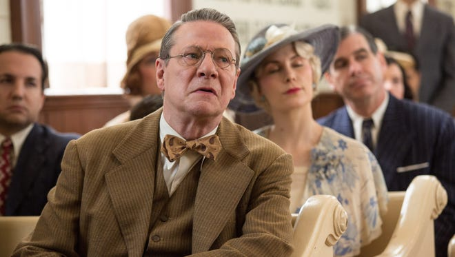 """Chief Figgis (Chris Cooper) is not exactly a straight arrow in """"Live by Night."""""""