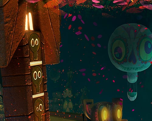 Exclusive first look: 'The Book of Life'