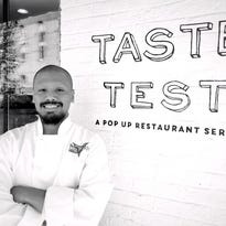 Grit, determination and a little help from a friend got this York man a shot at Taste Test